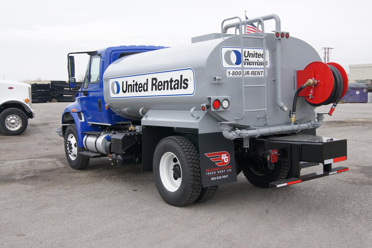 Photo 1 & Water Truck | Williamsen-Godwin